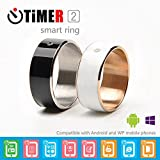 Pink Lizard Intelligent Magic NFC Smart Ring For NFC...