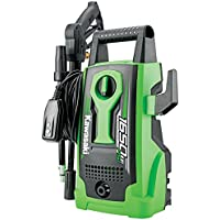 Deals on Kawasaki 1650 Psi Outdoor Cleaning Portable Electric Pressure Washer