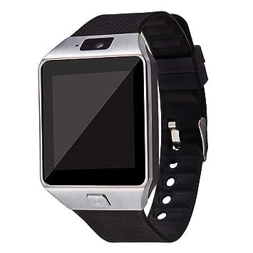 MZNEO Bluetooth Smart Watch Wearable Wrist Phone Watch 2G SIM TF ...
