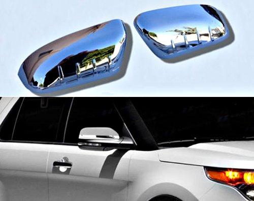 MaxMate Fits 11-14 Ford Explorer Mirror Cover Top Half Cap