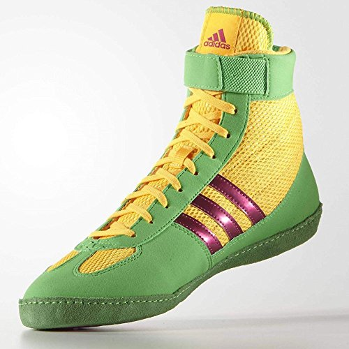 Adidas Combat Wrestling Scarpe Speed 4 Green XPkZiu