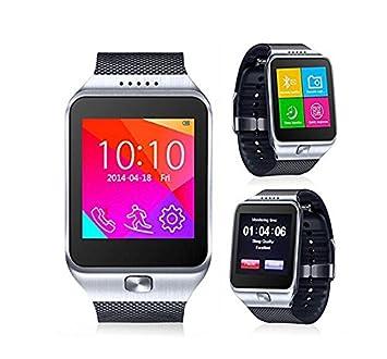 Develop M6 Smartwatch Phone Bluetooth Smart Watch Metal Wristwatch ...