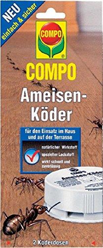 Ameisen-Köder COMPO AMEISEN KOEDER (2DOSEN)16464
