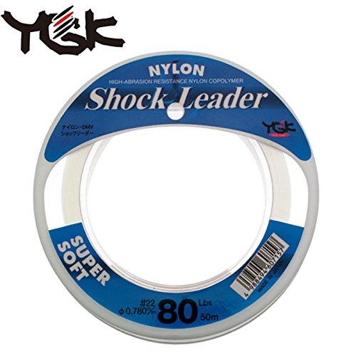 よつあみ(YGK) ライン DMVナイロンショックリーダー 50m 100LB(28号)の商品画像