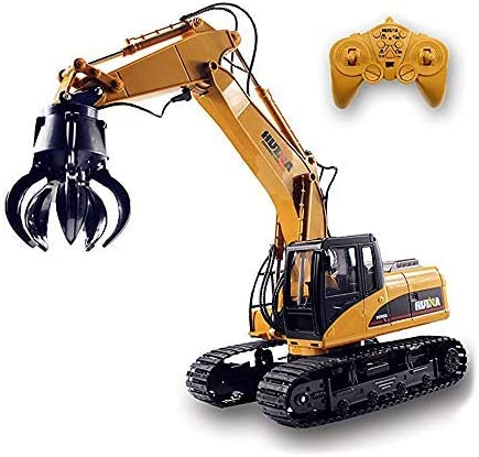 Top 16 Best Remote Control Excavator (2020 Reviews & Buying Guide) 16