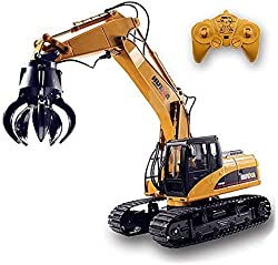 Top 16 Best Remote Control Excavator (2021 Reviews & Buying Guide) 16
