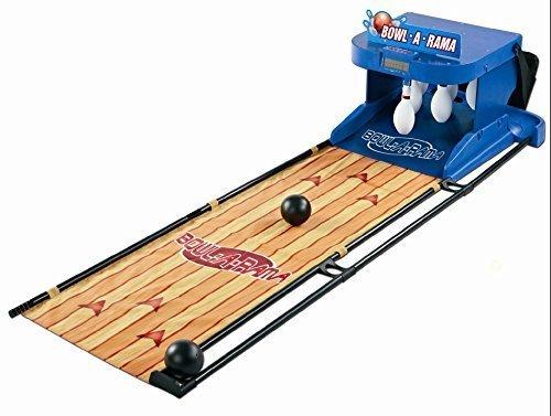 Sportcraft Bowl-A-Rama Bowler Bowling Arcade Game Bowlercade (Mini Bowling Alley)
