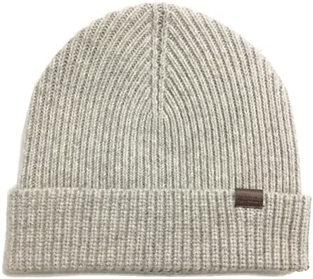 100/% Merino Wool Hats Ribbed Beanie Hat Cashmere Headwear Lambs Warm Head Warmer
