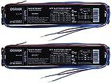 Sylvania 49906 - QTP2X32T8/UNV-ISN-SC-B T8 Fluorescent Ballast (2 Pack)