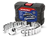 Workpro Socket Wrenches Drive Socket Sets Review and Comparison