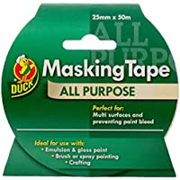 Duck All Purpose Masking Tape - 25 mm x 50 m