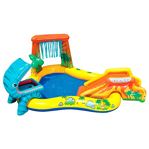 Kiddie Water Slides (Intex 57444EP Dinosaur Play)