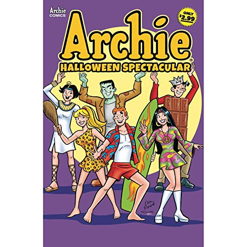 Archies Halloween Spectacular -