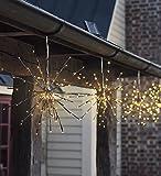 Wind & Weather LT7353 Hanging Solar Starburst Twig Lights