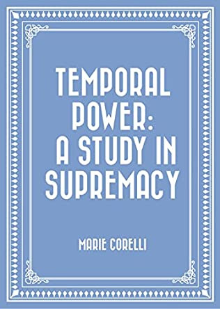 book cover of Temporal Power