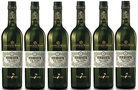 Vermouth La Copa Blanco - D.O. Jerez - 6 x 750 ml - Total: 4500ml