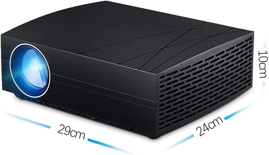 Proyector, Proyector De Vídeo HD 1080P hasta 200