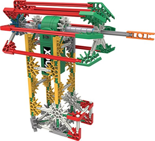51mpibCuS6L - K'NEX Imagine – Power and Play Motorized Building Set – 529 Pieces – Ages 7 and Up – Construction Educational Toy