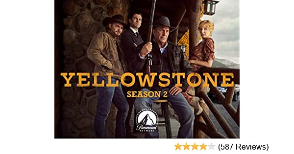 Amazon com: Yellowstone Season 2