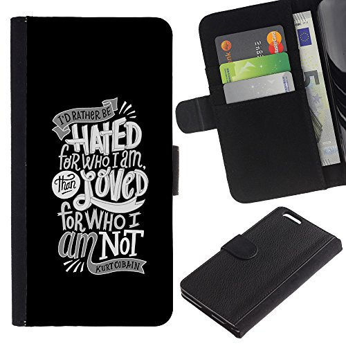 OMEGA Case / Apple Iphone 6 PLUS 5.5 / YOU ARE LOVED - JOHN 3:16 / Cuir PU Portefeuille Coverture Shell Armure Coque Coq Cas Etui Housse Case Cover Wallet Credit Card