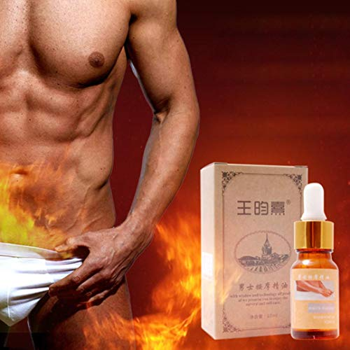 certainPL Herbal Big Dick Penis Enlargement Oil Bigger Longer Delay Sex Products for Men(10ML)