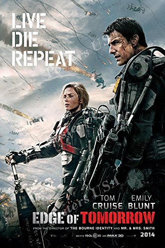 edge of tomorrow blu ray dvd - 8