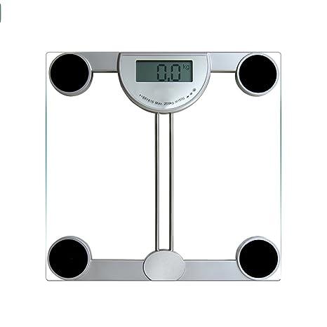 Scales Báscula Electrónica Báscula De Pesaje para Adultos Peso Preciso para Pesar Pesaje USB Cargable