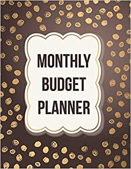 amazon monthly budget planner budget planning planner journal