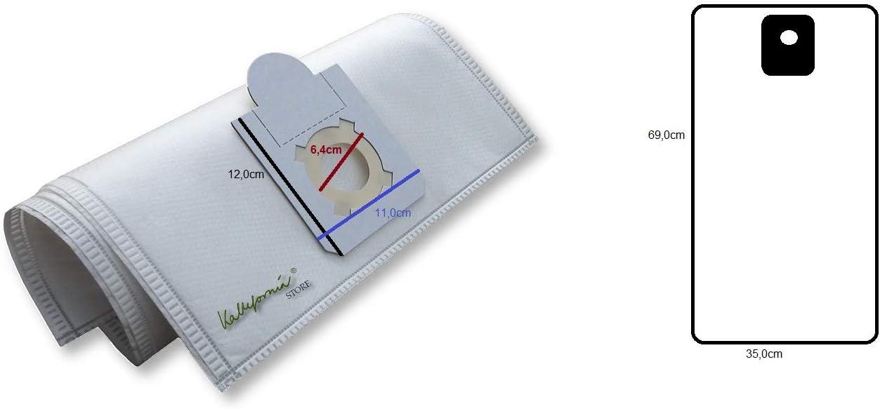 4 Fein filtro de polvo Bolsas Kallefornia K331 – Compatible con ...