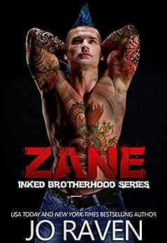 Zane (Inked Brotherhood 3): Inked Boys by [Raven, Jo]