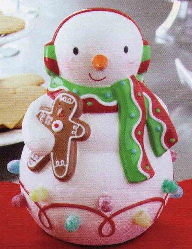 Hallmark Christmas LPR2317 Season's Treatings Musical Snowman