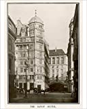 Photographic Print Of Savoy Hotel London