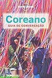 capa de Guia de conversação Lonely Planet – Coreano