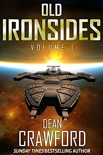 Nathan Ironside has one mission: to survive. Because if he doesn't nobody will…Old Ironsides by #1 Sci-Fi author Dean Crawford