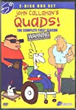 John Callahan's Quads - The Complete First Season (Boxset)