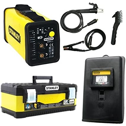 Stanley Power 100 estación de soldadura inverter w600110 + máscara + ...