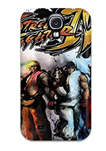 Premium Street Fighter Heavy-duty Protection Case For Galaxy S4