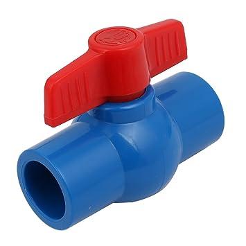 Wasserrohr Kunststoff Gerade Kugelhahn Verbinder Fur 25mm
