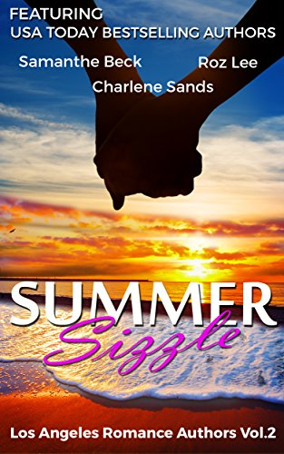 book cover of Summer Sizzle