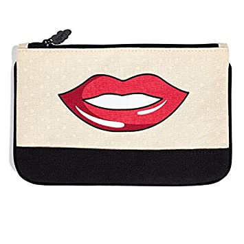 125c03d335 Amazon.com   IPSY June 2017 Red Lips Cosmetics Bag   Beauty