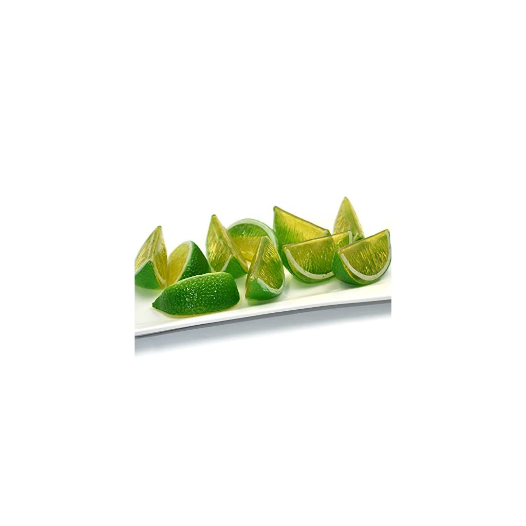 DLUcraft-Artificial-Fruit-Green-Lemon-Block-Wedge-Slice-Simulation-Lifelike-Fake-for-Home-Party-Kitchen-Decoration-Teaching-Aids-10PCS