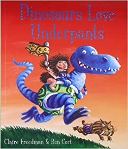Image result for Dinosaurs Love Underpants