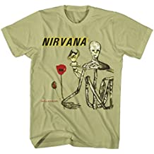 Nirvana Incesticide Green Mens T-Shirt