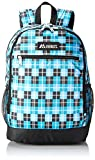 Everest Multi-Compartment Casual Backpack, Turquoise, One Size