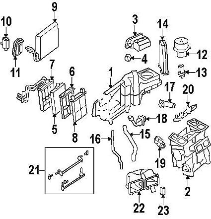 amazon com mercedes benz 204 870 77 10, hvac blower motor resistor hvac air-handler diagram mercedes benz 204 870 77 10, hvac blower motor resistor