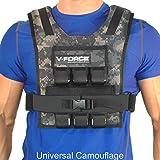 """30 lb. V-FORCE (Uni Cam, 3-1/4"""" narrow shoulders)"""