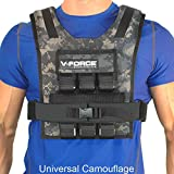 30 lb. V-FORCE (Uni Cam, 3-1/4'' narrow shoulders)