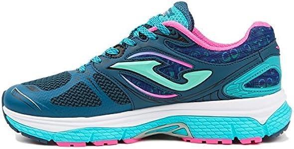 Joma Hispalis Lady, Zapatillas de Deporte para Mujer, Azul (Marino 803), 41 EU: Amazon.es: Zapatos y complementos