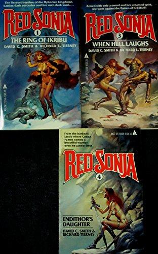 Red Sonja #1: The Ring of Ikribu