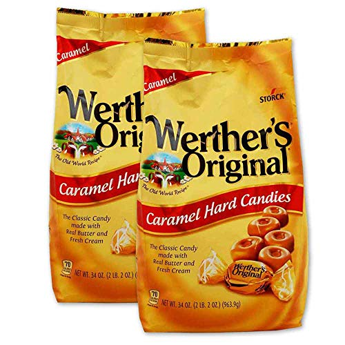 Werther's Original 2-34 oz bags Caramel]()